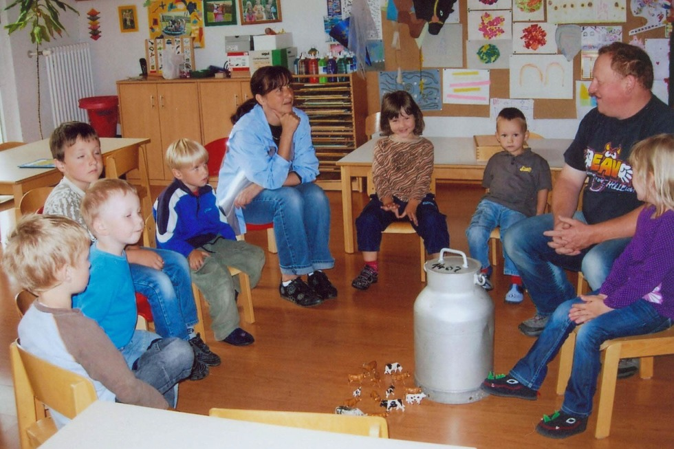 Kindergarten Sallneck - Kleines Wiesental