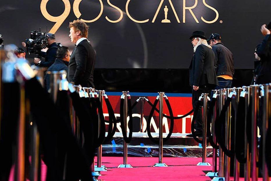Fotos: Die Gewinner der 90. Oscar-Verleihung