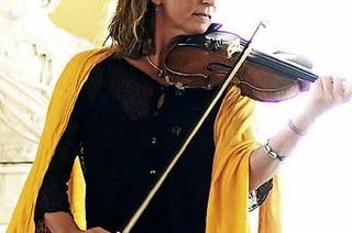 Cathrin Alisch tritt am Donnerstag, 8. März, im Wehrer Storchehus auf.