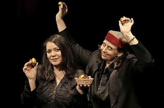 Nicole Knuth und Olga Tucek in Riegel