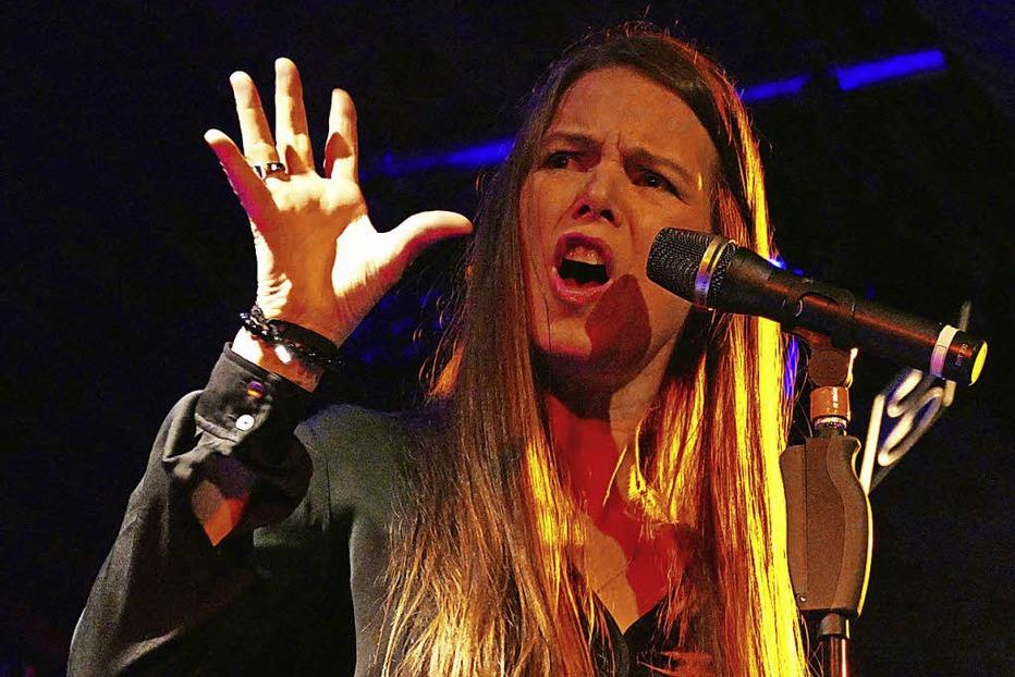 Rebekka Bakken singt im Burghof - Badische Zeitung TICKET