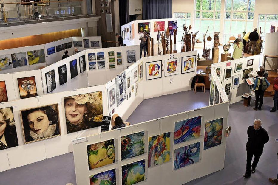5ter Kunstsalon in Tiengen - Badische Zeitung TICKET