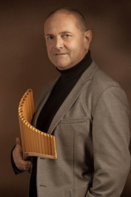 Panflötenvirtuose Oscar Javelot kommt nach Seelbach - Badische Zeitung TICKET