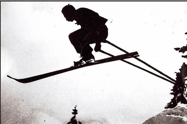 Der Bilderjäger: Sepp Allgeier filmte Ski-Akrobaten – und Hitler