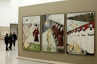 Das Museum Würth in Erstein zeigt das Werk der Malerin Hélène de Beauvoir