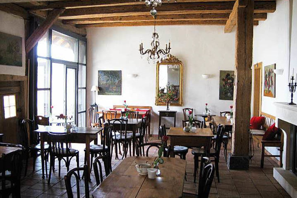 Café Mondweide Sehringen (geschlossen) - Badenweiler