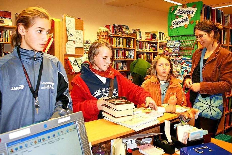 Bücherei - Heitersheim