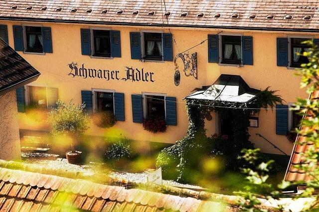 Restaurant und Weingut Schwarzer Adler (Oberbergen)
