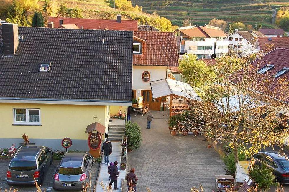 Weingut und Straußenwirtschaft Vogel (Oberbergen) - Vogtsburg
