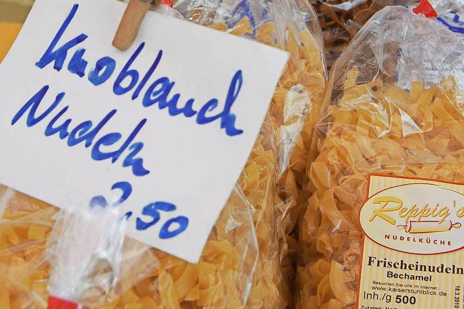 Marktplatz Oberrotweil - Vogtsburg