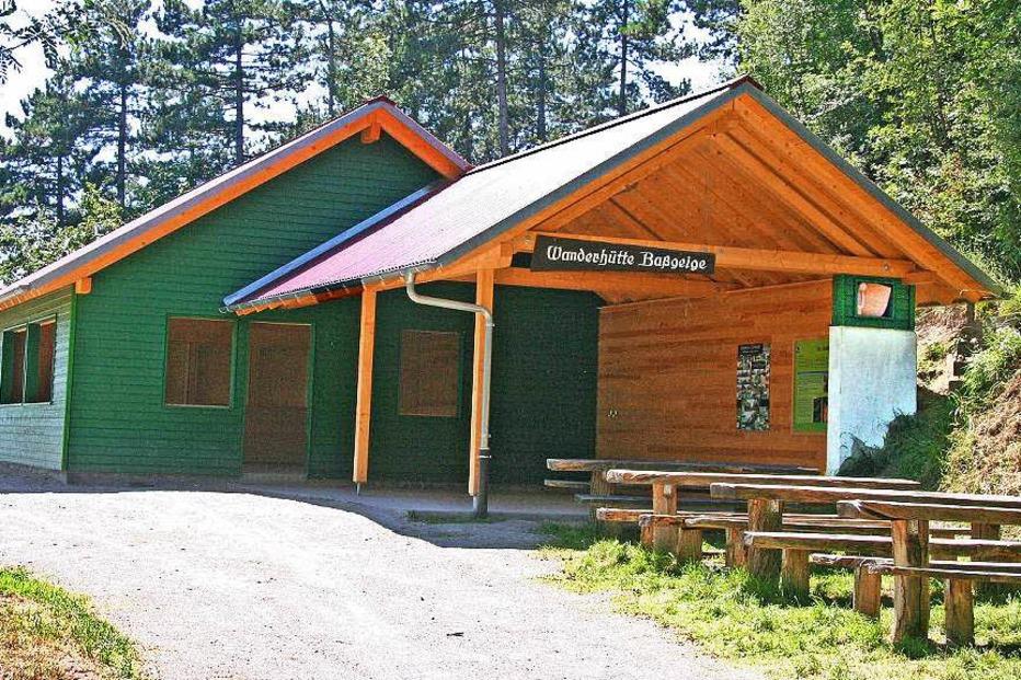 Bassgeigenhütte Oberbergen - Vogtsburg