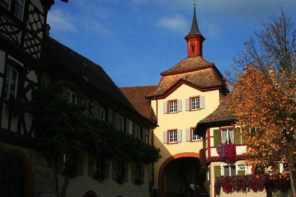 Stadttor (Burkheim) - Vogtsburg