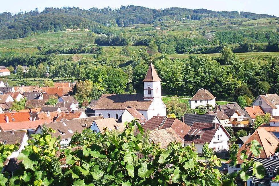 Ortsteil Achkarren - Vogtsburg