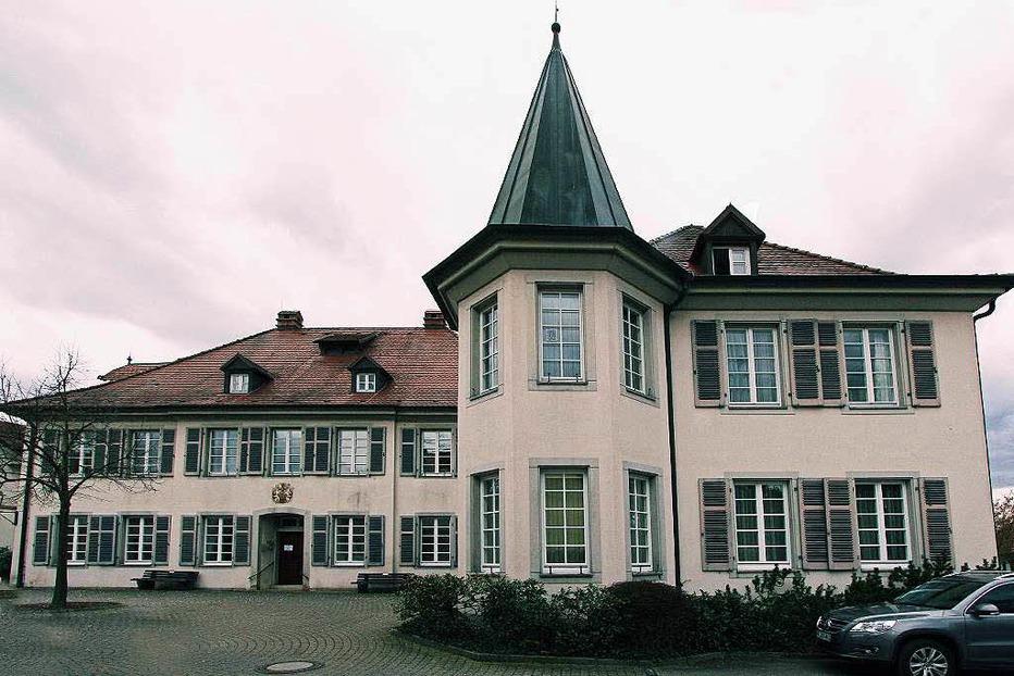 Rathaus Oberrotweil - Vogtsburg
