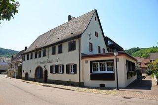 Restaurant Rebstock Bickensohl