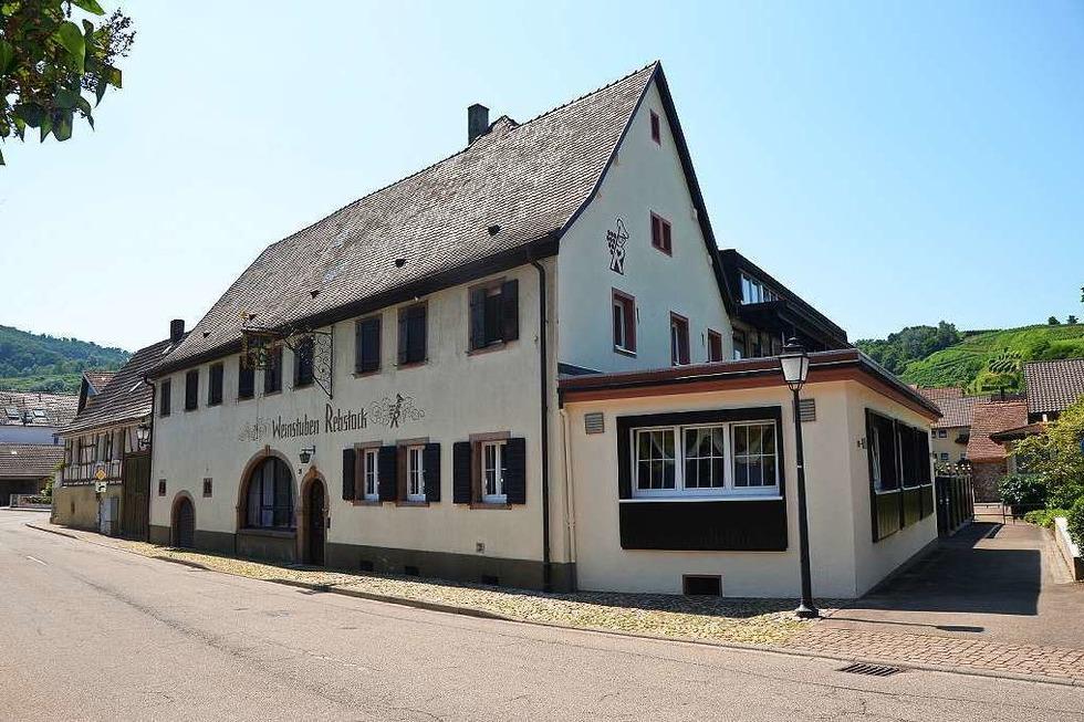 Restaurant Rebstock Bickensohl - Vogtsburg