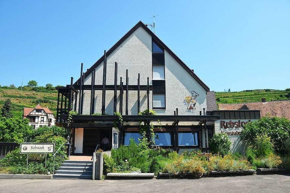 Restaurant Rebstock (Bickensohl) - Vogtsburg