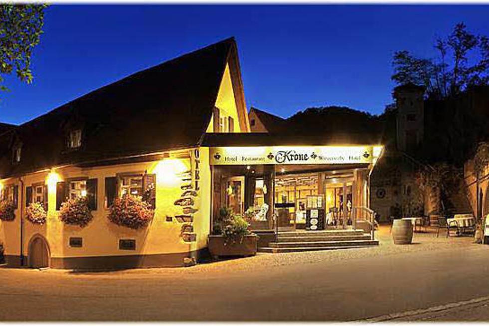 Restaurant Krone (Achkarren) - Vogtsburg