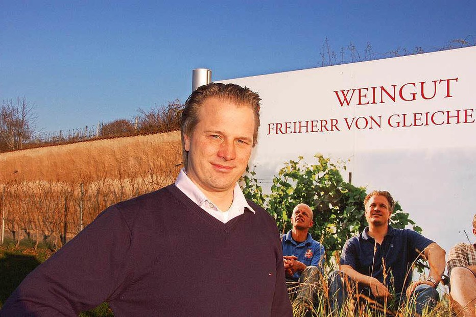 Weingut Freiherr von Gleichenstein (Oberrotweil) - Vogtsburg