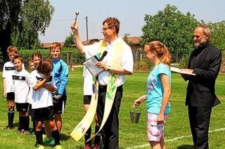 Sportplatz FC Vogtsburg (Niederrotweil)