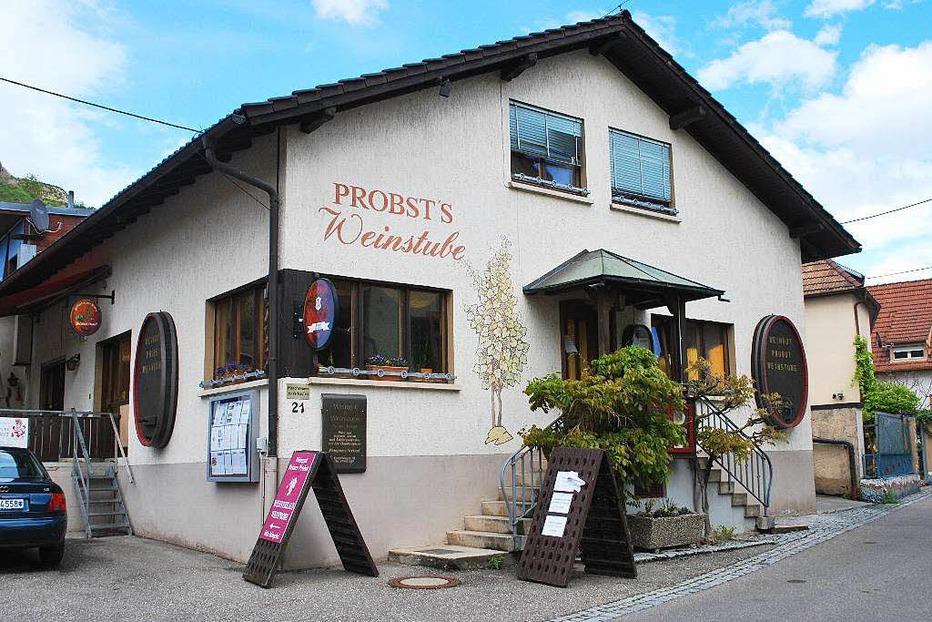 Weinstube Probst Achkarren - Vogtsburg