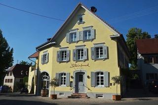 Steinbuck Stube Landgasthaus (Bischoffingen)