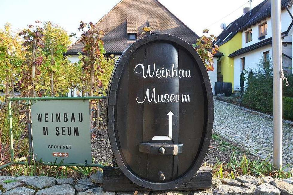 Kaiserstühler Weinbaumuseum (Achkarren) - Vogtsburg