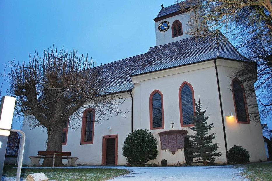 Kirche St. Laurentius (Bischoffingen) - Vogtsburg