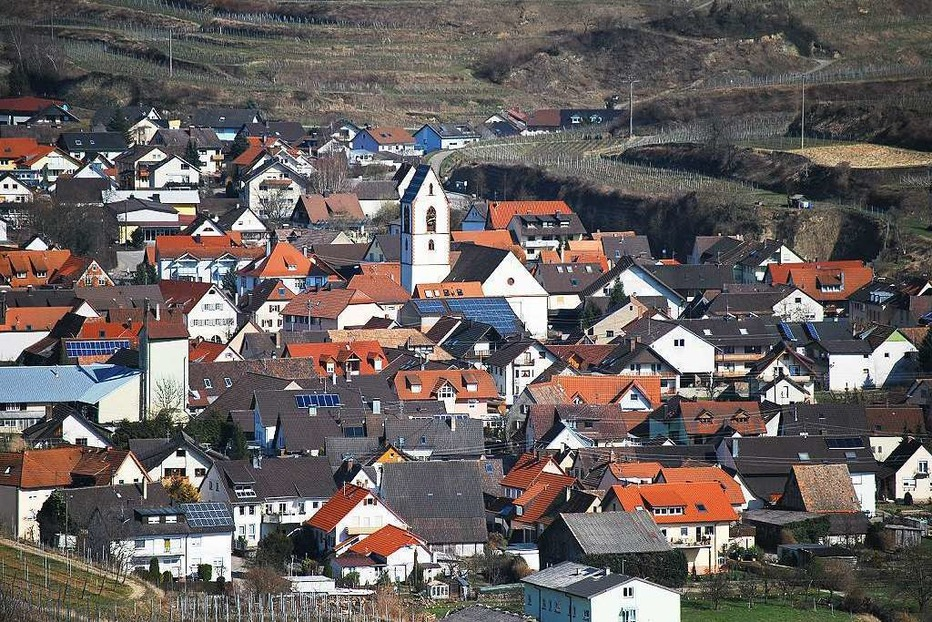 Ortsteil Oberbergen - Vogtsburg