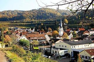 Ortsteil Bickensohl