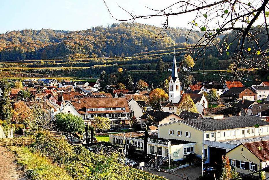 Ortsteil Bickensohl - Vogtsburg
