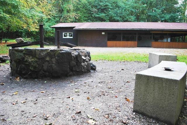 Castellberghütte (Achkarren)