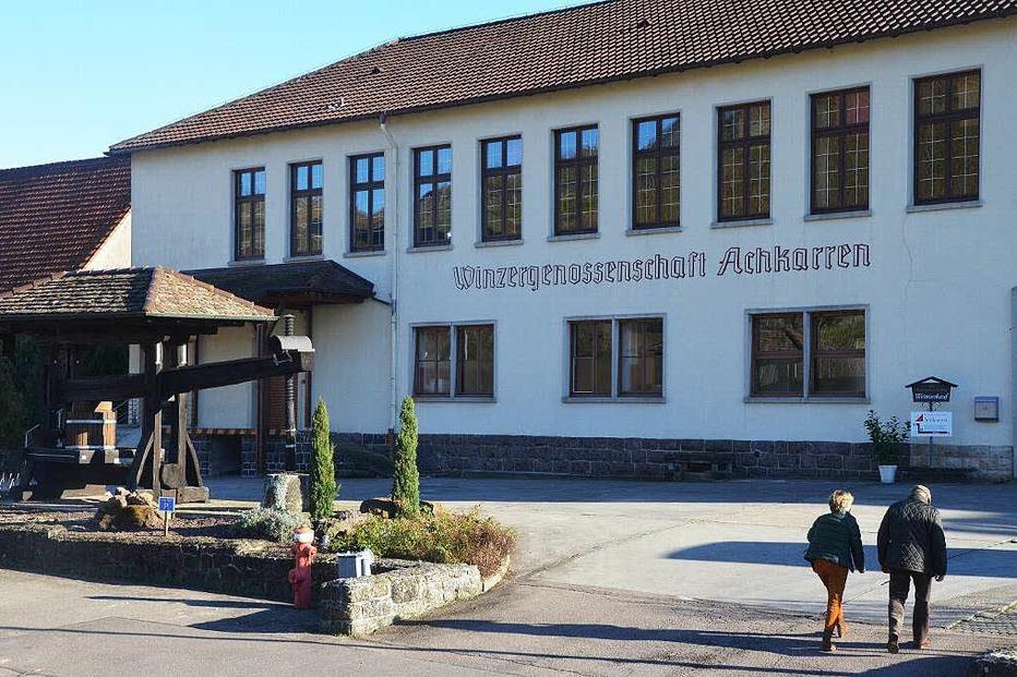 Winzergenossenschaft Achkarren - Vogtsburg