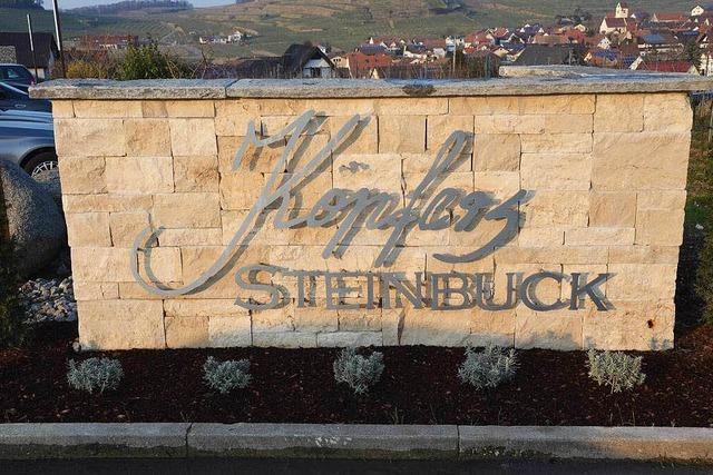 Gasthaus Köpfers Steinbuck (Bischoffingen)