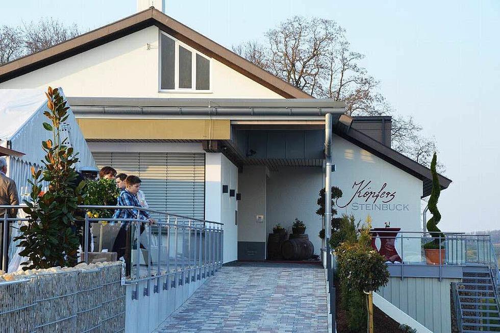 Gasthaus Köpfers Steinbuck (Bischoffingen) - Vogtsburg