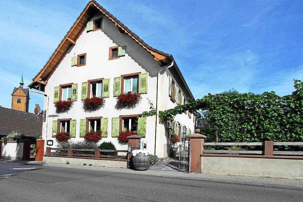 Kaiserstuhl-Apotheke (Oberrotweil) - Vogtsburg