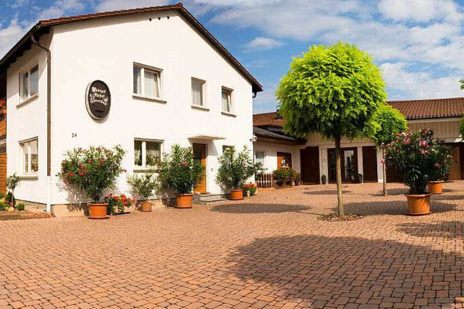 Straußenwirtschaft Michel (Achkarren) - Vogtsburg
