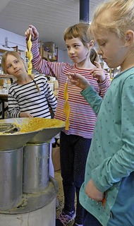 Kerzenziehen für Kinder - Badische Zeitung TICKET