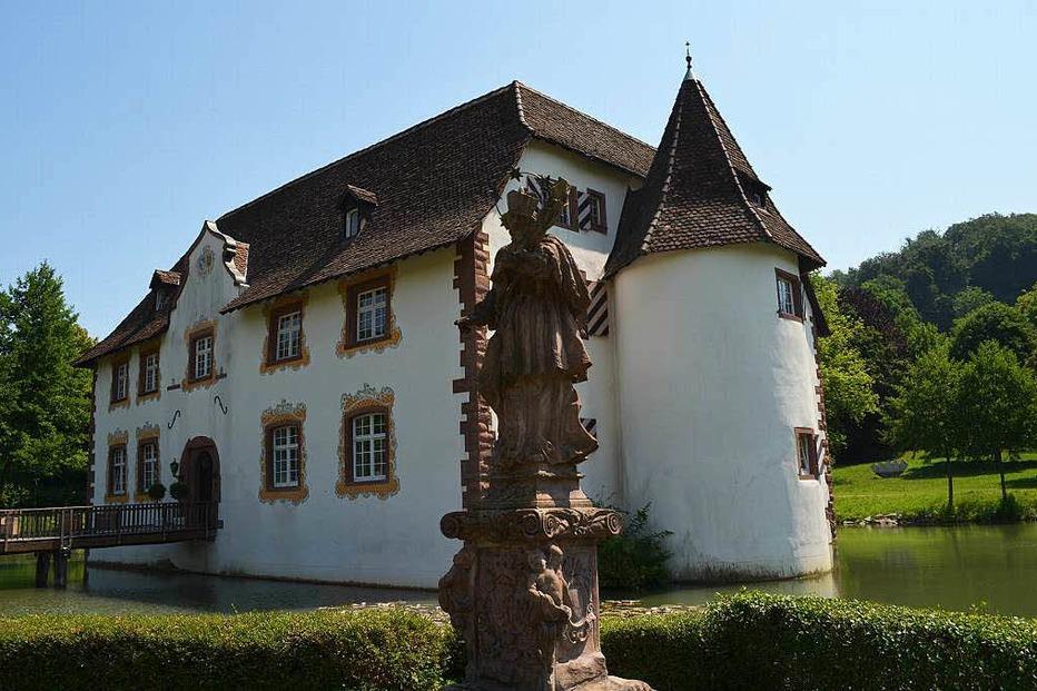 Wasserschloss - Inzlingen