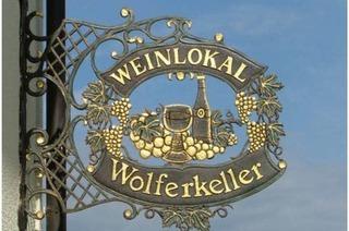 Weinlokal Wolferkeller (Blansingen)