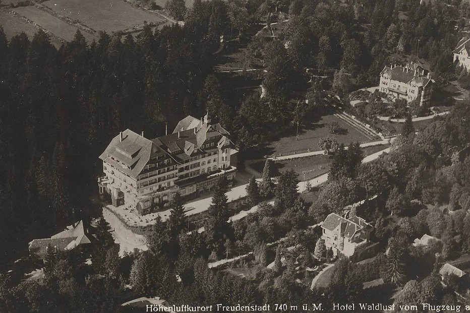 Hotel Waldlust (geschlossen) - Freudenstadt