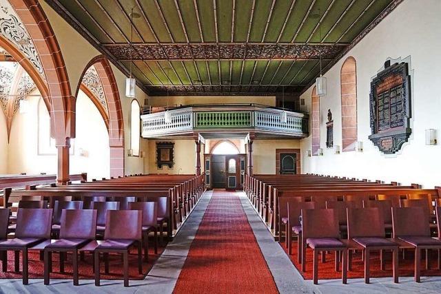 Wie es in Lörrach zum erbitterten Streit um Kirchenstühle kam