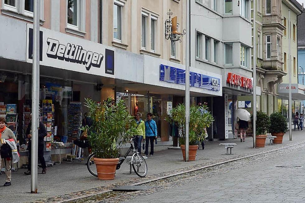 Steinbrückstraße - Bad Säckingen