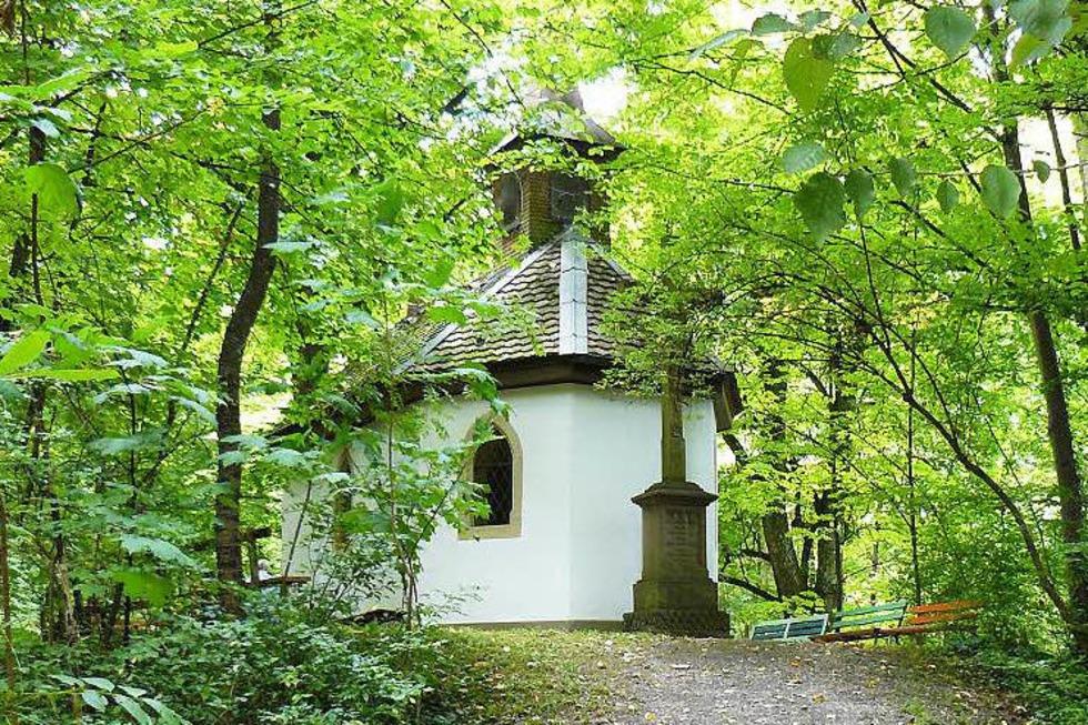 Servatiuskapelle - Pfaffenweiler