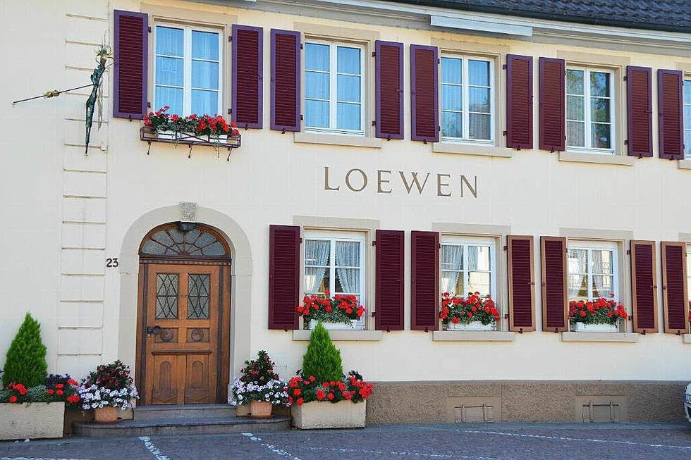 Gasthaus Löwen - Eimeldingen