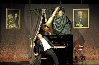 Gogol & Mäx am 23. März im Kurhaus Bad Krozingen