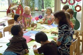 Kindergarten Schnäggehüsli