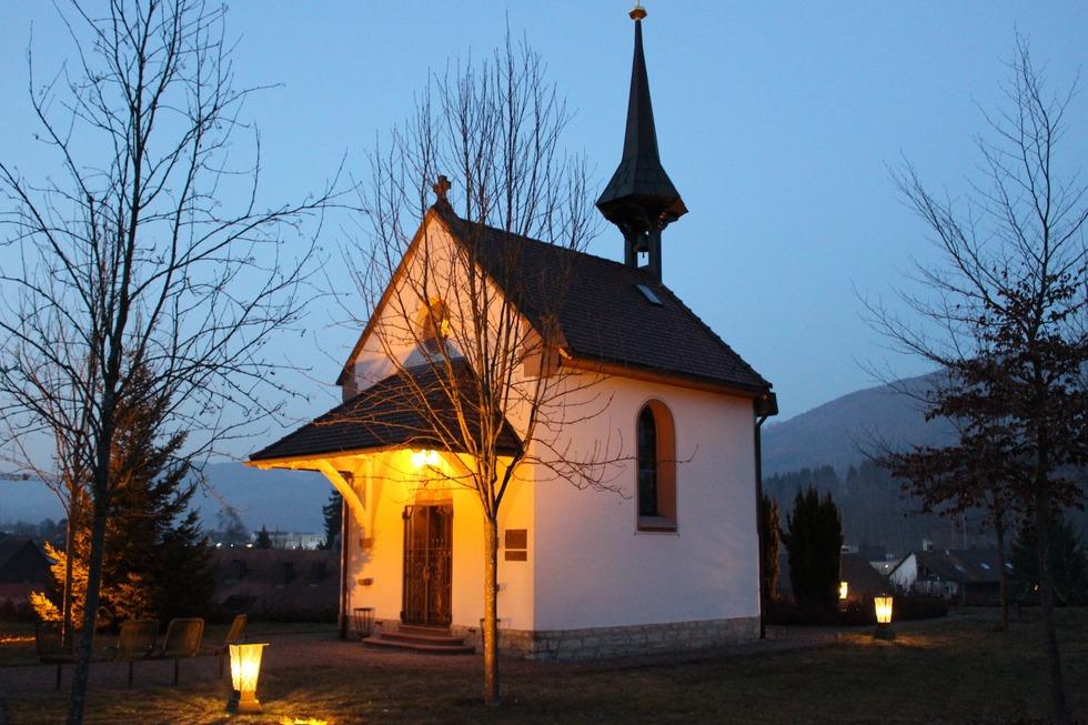 Kapelle St. Josef - Wehr