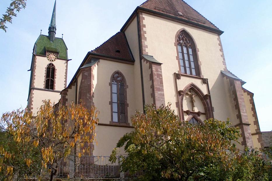 Kirche St. Ulrich (Öflingen) - Wehr