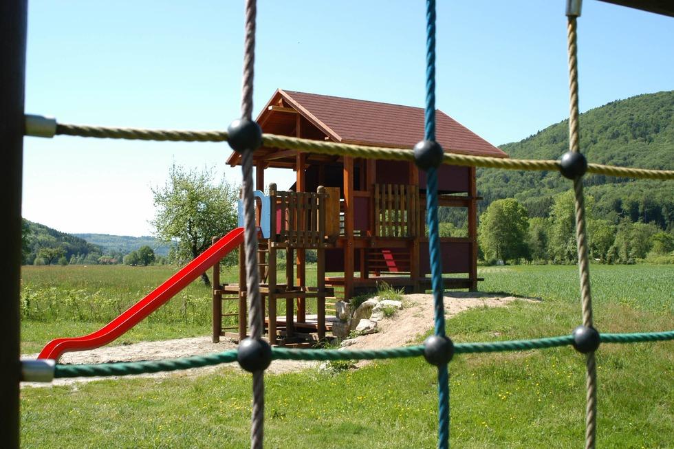Spielplatz Enkenstein - Schopfheim